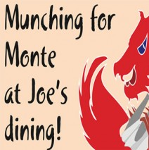 Munching for Monte — June 5th, 2017