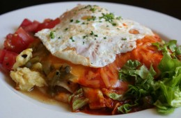 Breakfast Enchilada