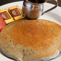 One Blue Corn Pinon Pancake