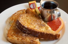 One Slice French Toast