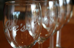 Joe's Wine Glasses