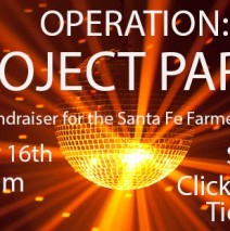Santa Fe Farmers Market Project Party – February