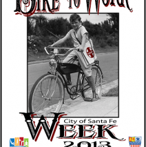 Santa Fe Bike to Work Week