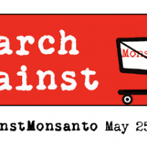 March Against Monsanto – May 25 2013