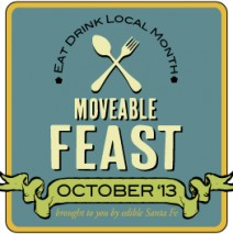 Moveable Feast October 2013