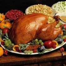 Thanksgiving ToGo – Thurs, November 23, 2017
