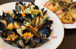 Mussels Provencale