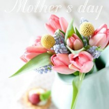 Mother's Day Prix Fixe Menu 2017