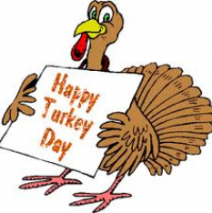 Thanksgiving ToGo – Thurs, November 27, 2014