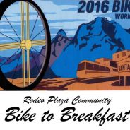 Bike To Work Week 2016